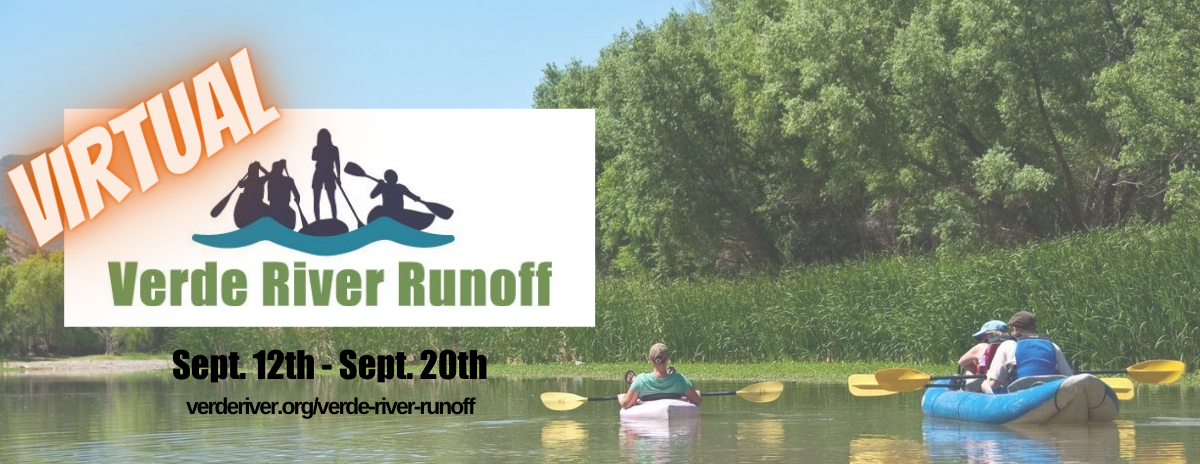Virtual Verde River Runoff Fundraiser 2020